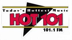 Hot 101 WHOT-FM