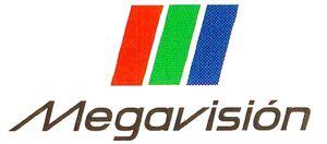 Logo Megavisión (1999 - 2001)