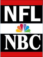 NFL on NBC Logo 9