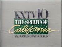 News10 (KXTV) News open 1986