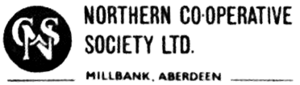 Northern Co-operative 1950s