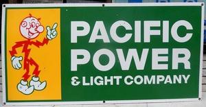 PP&L logo 60s