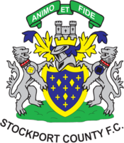 Stockport County FC logo (2006-2010)