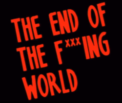 The End of the F ing World tv logo