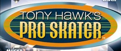 Thps1 cd cover logo