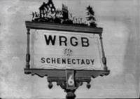 WRGB Schenectady (1954)