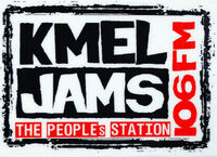 106 FM KMEL JAMS