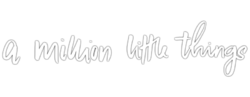 A Million Little Things (ABC) logo