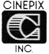 Cinepix Inc 1980s Print Logo