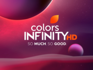 Colors Infinity HD So much. So good.