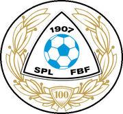 Finland football 100 years logo