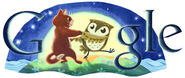 Google Edward Lear's 200th Birthday