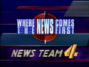 KFOR NewsTeam 4 ID 1991