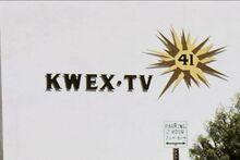 Kwex t v building