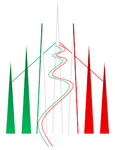 Milano-Cortina 2026 Olympic bid Logo (Symbol Only)