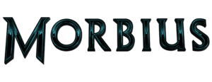 Morbius 2020 logo