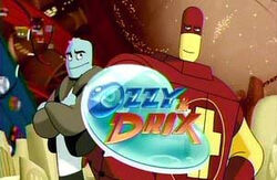 Ozzy and Drix