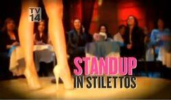 Standup in Stilettos TV14