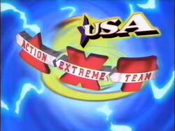 USA Action Extreme Team