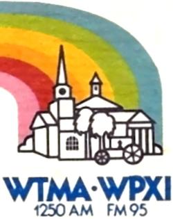 WPXI Charleston 1980