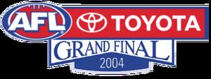2004AFLGrandFinal