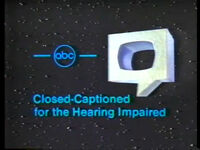 ABC Closed Captioning 1982