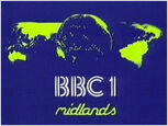 BBC 1 1981 Midlands
