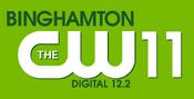 Binghamton CW 11 logo