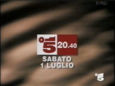 Canale 5 - white and brown 1994