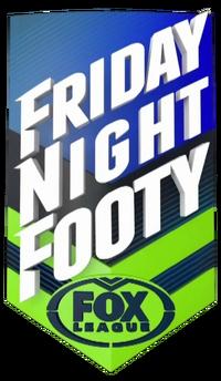 Friday Night Footy