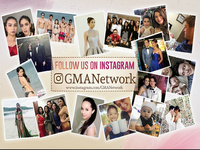 GMA Network Instagram Test Card