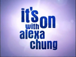 It's On with Alexa Chung