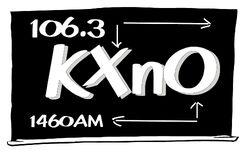 KXNO 106.3 FM 1460 AM