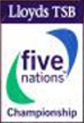 Lloyds TSB Five Nations logo