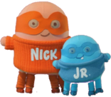 Nick Jr. Plush Scaters