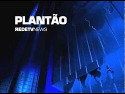Plantão da RedeTV 2007
