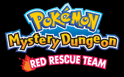 Pokémon Mystery Dungeon Red Rescue Team logo