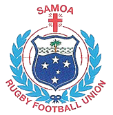 Samoa Rugby Football Union 1997 logo