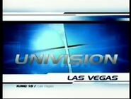 Univision Las Vegas 6pm Package 2002