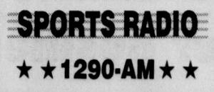 WDLP - Sports Radio 1290 - 1994 -December 13, 1996-