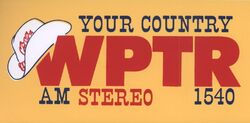WPTR Country AM 1540