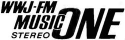 WWJ FM Detroit 1972