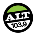 2015 103.9 Dayton Alt 103.9 Logo