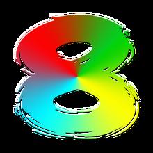8 logo by cooldeepthx-d4bbab4