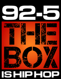 92-5 The Box WIHB