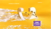 BBC Two Christmas 2002 ident