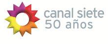 CANAL SIETE 50 años horizontal