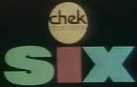 CHEK-TV 1978