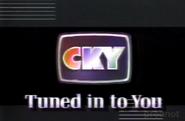 CKY-TV 1990