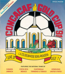 CONCACAF Gold Cup 1991